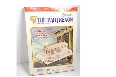 CubicFun 3D Puzzle Athen Parthenon 25 Teile Neu OVP