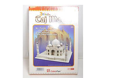 CubicFun 3D Puzzle Taj Mahla  87  Teile Neu OVP