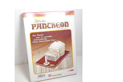 CubicFun 3D Puzzle Pantheon 32  Teile Neu OVP