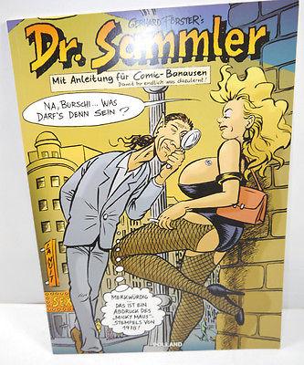DR. SAMMLER Mit Anleitung für Comic-Banausen Comic + Beilage SC POLLAND (WRY)