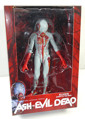 ASH vs EVIL DEAD Eligos Demon of the Mind Actionfigur NECA ca.16cm NEU (L)