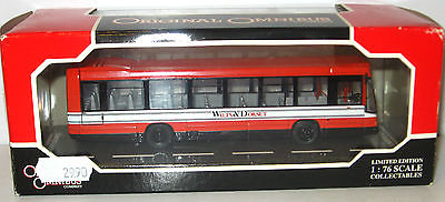 THE ORIGINAL OMNIBUS COMPANY Wilts & Dorset Modellauto CORGI 1:76 (K42)