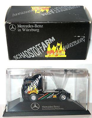 B&S MODELLE LKW Zugmaschine Mercedes-Benz Würzburg Modellauto 1/87 (K41)