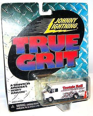 JOHNNY LIGHTNING True Grit - Tootsie Bell Transporter Spielzeugauto 8cm OVP /K11
