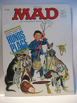 Deutsches   MAD   Nr. 88   Comic    Das verrückteste Magazin der Welt  ( L )
