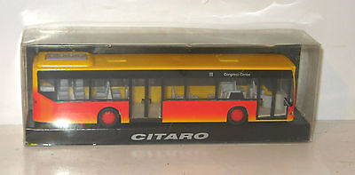 CITARO Congress Center Bus Modellauto 1:87 (K24)