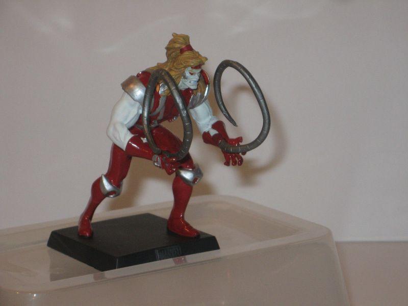 Omega Red  Eaglemoss Marvel Classic Figur Collection ca. 8,5  cm  Neu OVP (23)