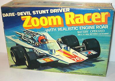 ZOOM RACER Dare-Devil Driver Auto Spielzeug ECHO ca. 16,5cm - mit OVP (K58)