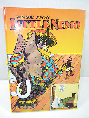 LITTLE NEMO Band 1 Comic HC C.A. Koch Verlag WINSOR McCAY (B5)