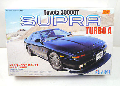 FUJIMI 038629 Toyota 3000GT Supra Turbo A Auto Plastik Modellbausatz 1:24 (F23)