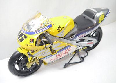GUILOY Honda NSR 500 Rossi WM Champion 2001 Nastro Azurro Motorrad 1:6 (F26)
