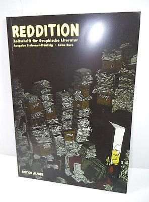 REDDITION Zeitschrift für graphische Literatur - Heft 57 Magazin (WRY)