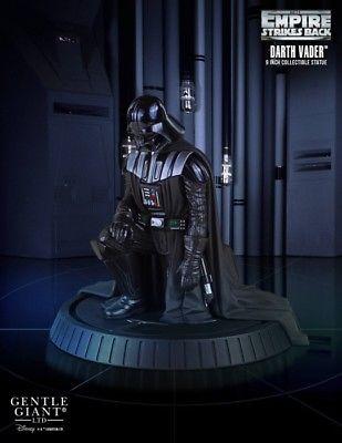STAR WARS The Empire Strikes Back - Darth Vader LIMITIERT Figur GENTLE GIANT (L)