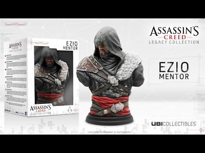 ASSASSIN'S CREED Legacy Collection - Ezio Mentor Büste Figur UBISOFT (L)