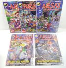 ARSAT Der Dämonenjäger - Heft 1 - 5 Comic BASTEI (WR2)