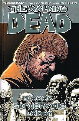 THE WALKING DEAD # 6 - Dieses sorgenvolle Leben /Comic Gebunden CROSS x CULT (L)