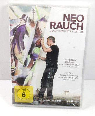NEO RAUCH Gefährten und Begleiter Dokumentation DVD WELTKINO Neu (WR8)
