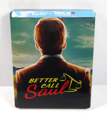 BETTER CALL SAUL komplette 1. Staffel Steelbook Blu-ray (WR8)