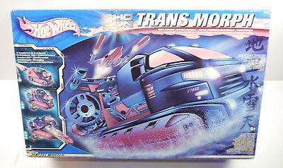 HOT WHEELS 29729 Sho Gun Trans Moprh Verwandlungstruck MATTEL Neu (F19)