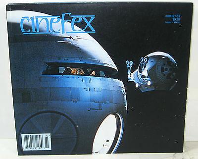 CINEFEX # 85 Film Magazin - The Mummy Returns THE 6TH DAY Monkeybone (B6)