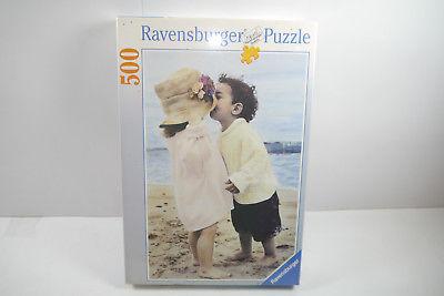 Ravensburger  Puzzle 143399  Küsschen 500  Teile   NEU   OVP  ( B7 )
