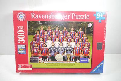 Ravensburger  Puzzle  FC Bayern München 2014 / 15 300  Teile   NEU   OVP  (F3)