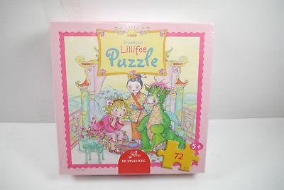 Puzzle Prinzessin Lillifee Die Spiegelburg  72 Teile 37 x 37 cm  NEU   OVP  (F3)