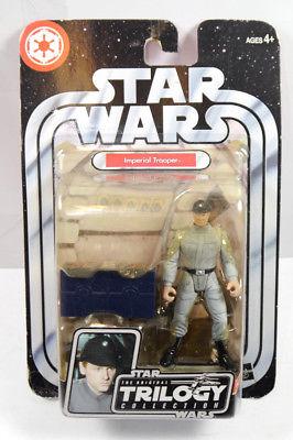 STAR WARS Trilogy - OTC #38 Imperial Trooper Actionfigur HASBRO Neu (L)