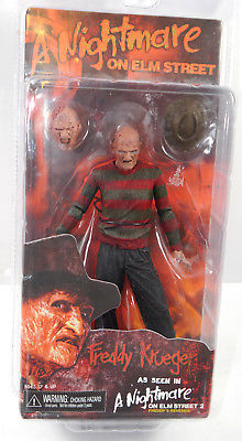 NIGHTMARE ON ELM STREET 2 Freddy's Revenge - Freddy Krueger Actionfigur NECA (L)