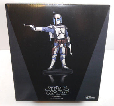 STAR WARS Elite Collection - Jango Fett Figur ATTAKUS Limitiert Neu (L)