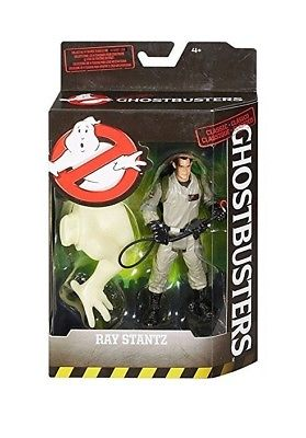 GHOSTBUSTERS Classic Movie - Ray Stantz Actionfigur MATTEL ca.15cm NEU (L)