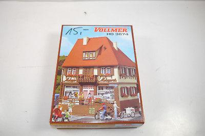 VOLLMER 3674 Metzgerei Fleischerei  Plastik Modellbausatz H0 (K36)