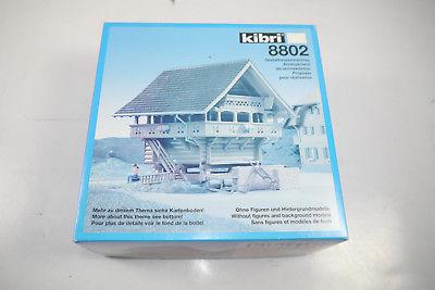 KIBRI  8802 Speicher Scheune   Modellbausatz  H0 mit OVP (K36)