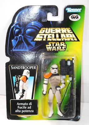 STAR WARS Power of the Force - Sandtrooper Actionfigur KENNER Neu (L)
