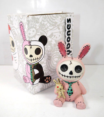 FURRYBONES - MC330101 Pink Bun Bun Hase Figur SUMMIT ca.8cm mit OVP (L)