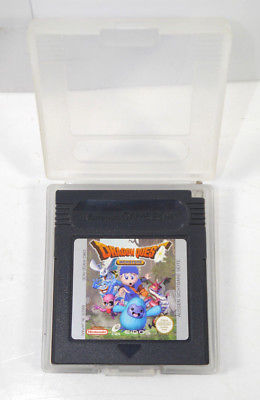 DRAGON QUEST Monsters Spiel / NUR Modul / Game Boy NINTENDO Eidos (L)