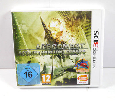 ACE COMBAT - Assault Horizon Legacy Modul mit OVP NINTENDO 3DS Deutsch (L)