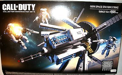 CALL OF DUTY 06863 Odin Space Station Strike Spielset MEGA BLOKS (WRX)
