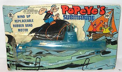 POPEYE  Submarine U-Boot Base Spielzeug