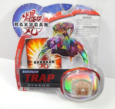 BAKUGAN Battle Brawlers - Trap Dynamo New Vestroia Figur SEGA TOYS Neu (K38)