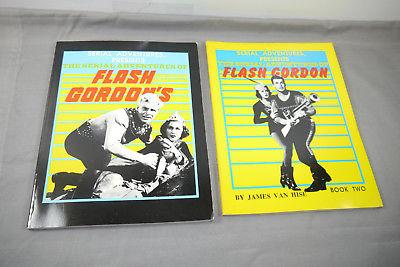 Flash Gordon by Jams van Hise Serial Adventures Nr. 1+2  SC  Z : 1 - 2   (WR7 )