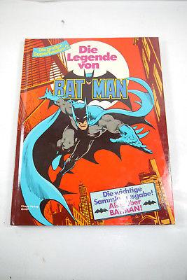 Die Legende von Batman Sammlerausgabe   Ehapa HC   Zustand : 2 +  (WR4)