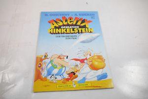 Asterix  Operation Hinkelstein Der Grosse Band zum Film  Ehapa  SC  Z :1-2 WR2