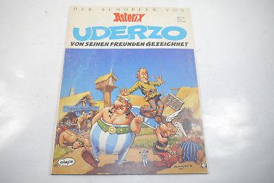 Asterix Uderzo von seinen Freunden gezeichnet ehapa   SC  Z : 3   / WR2