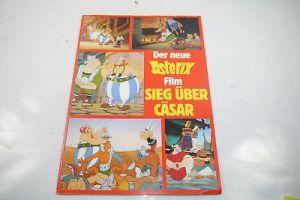 Der neue  Film Asterix Sieg über Cäsar ehapa Magazin  SC  Z : 2   / WR2