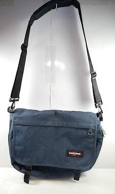 EASTPAK Messengerbag Umhängetasche Tasche dunkelblau ca.47x37 cm (K70)