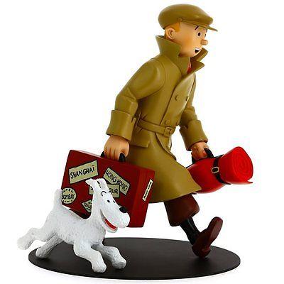 TIM & STRUPPI Tintin Heimkehr retour aux sour Figur MOULINSART Limitiert NEU (L)