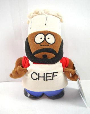 SOUTH PARK Chefkoch Chef Stofftier Kuscheltier plush Á LA CARTE ca.23cm  (K55)