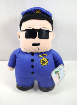 SOUTH PARK Officer Barbrady Stofftier Kuscheltier plush JOY TOY ca.21cm (K55)