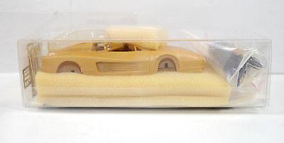 STARTER Ferrari Testa Rossa 84 Targa Auto Modellbausatz CALIPRESS 1:43 *K12 #H